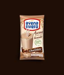 Avena Rivero en polvo sabor chocolate 200gr