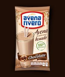 Avena Rivero en polvo sabor chocolate 400gr