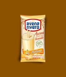 Avena Rivero en polvo sabor plátano 200gr
