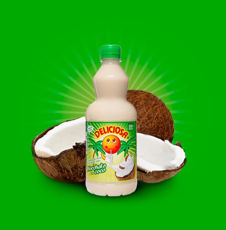 Horchata de coco Deliciosa